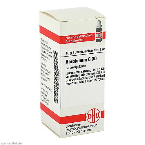 ABROTANUM C30, 10 G, Dhu-Arzneimittel GmbH & Co. KG