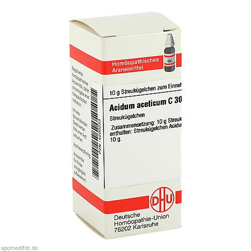 ACIDUM ACETICUM C30, 10 G, Dhu-Arzneimittel GmbH & Co. KG