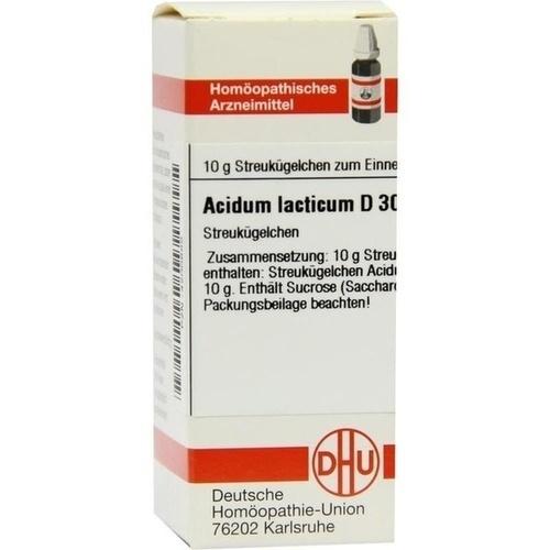 ACIDUM LACTIC D30, 10 G, Dhu-Arzneimittel GmbH & Co. KG