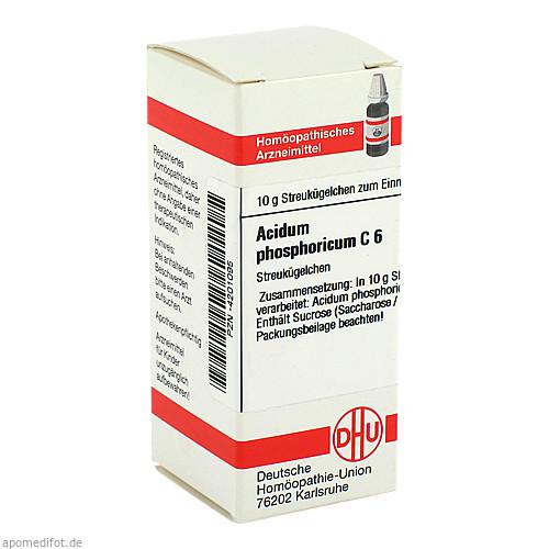 ACIDUM PHOS C 6, 10 G, Dhu-Arzneimittel GmbH & Co. KG