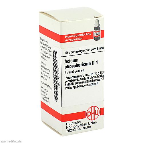 ACIDUM PHOS D 4, 10 G, Dhu-Arzneimittel GmbH & Co. KG