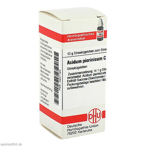 ACIDUM PICRINIC C30, 10 G, Dhu-Arzneimittel GmbH & Co. KG