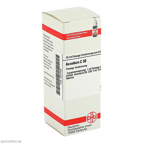 ACONITUM C30, 20 ML, Dhu-Arzneimittel GmbH & Co. KG