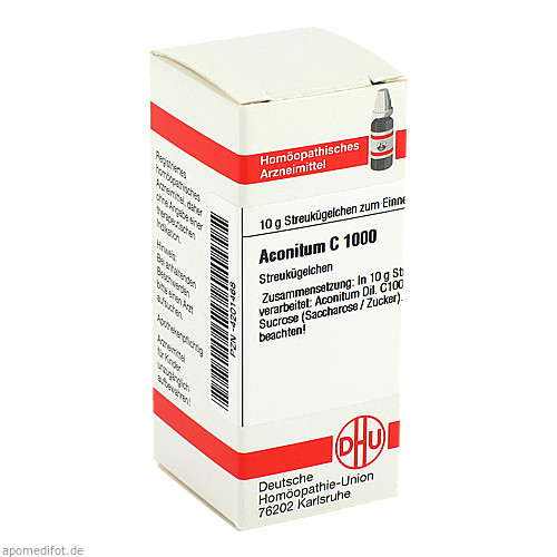 ACONITUM C1000, 10 G, Dhu-Arzneimittel GmbH & Co. KG