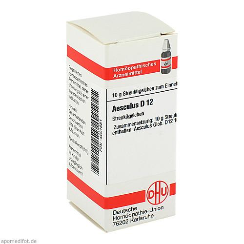 AESCULUS D12, 10 G, Dhu-Arzneimittel GmbH & Co. KG