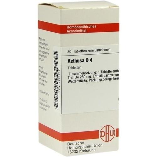 AETHUSA D 4, 80 ST, Dhu-Arzneimittel GmbH & Co. KG