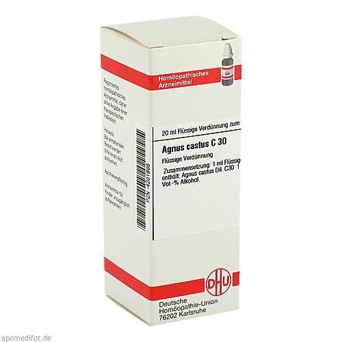 AGNUS CASTUS C30, 20 ML, Dhu-Arzneimittel GmbH & Co. KG