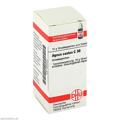 AGNUS CASTUS C30, 10 G, Dhu-Arzneimittel GmbH & Co. KG