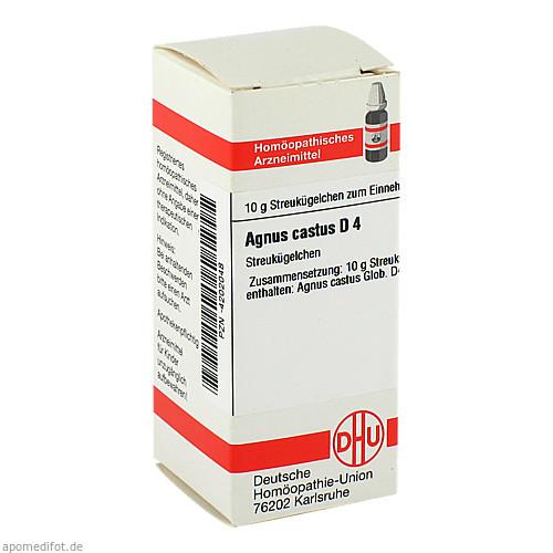 AGNUS CASTUS D 4, 10 G, Dhu-Arzneimittel GmbH & Co. KG