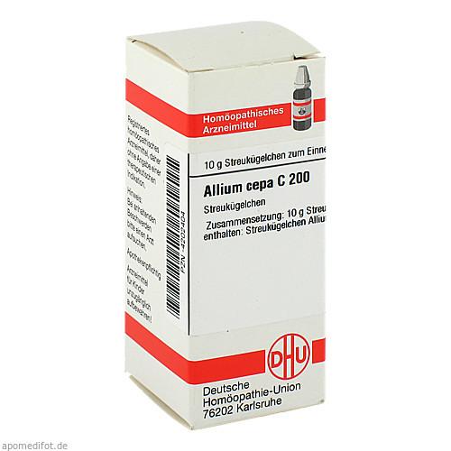 ALLIUM CEPA C200, 10 G, Dhu-Arzneimittel GmbH & Co. KG