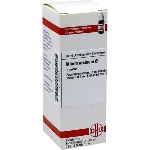 ALLIUM URSINUM URT, 20 ML, Dhu-Arzneimittel GmbH & Co. KG