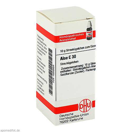 ALOE C30, 10 G, Dhu-Arzneimittel GmbH & Co. KG