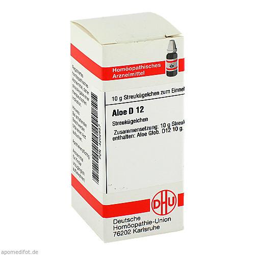 ALOE D12, 10 G, Dhu-Arzneimittel GmbH & Co. KG