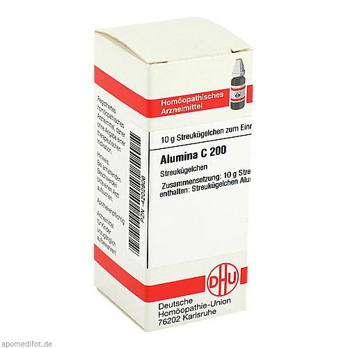 ALUMINA C200, 10 G, Dhu-Arzneimittel GmbH & Co. KG