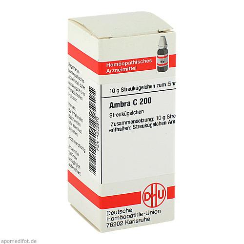 AMBRA C200, 10 G, Dhu-Arzneimittel GmbH & Co. KG