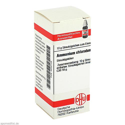 AMMONIUM CHLORAT C30, 10 G, Dhu-Arzneimittel GmbH & Co. KG