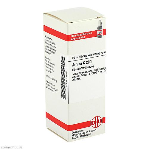 ARNICA C200, 20 ML, Dhu-Arzneimittel GmbH & Co. KG