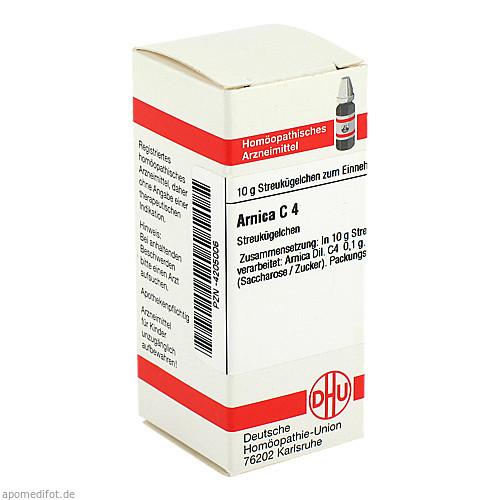 ARNICA C 4, 10 G, Dhu-Arzneimittel GmbH & Co. KG