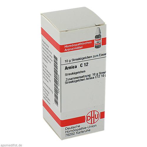 ARNICA C12, 10 G, Dhu-Arzneimittel GmbH & Co. KG
