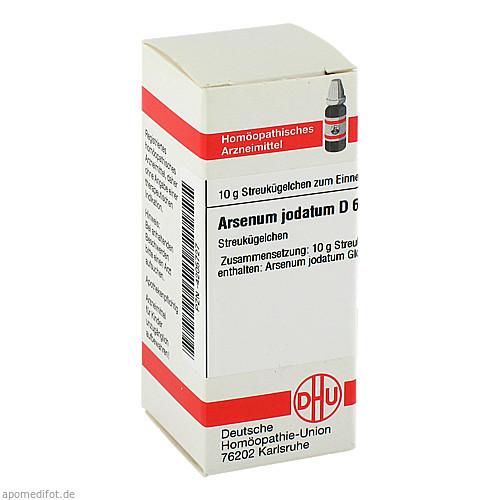 ARSENUM JODAT D 6, 10 G, Dhu-Arzneimittel GmbH & Co. KG
