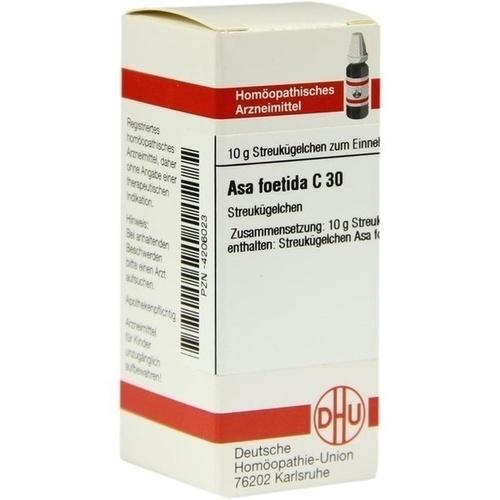 ASA FOETIDA C30, 10 G, Dhu-Arzneimittel GmbH & Co. KG