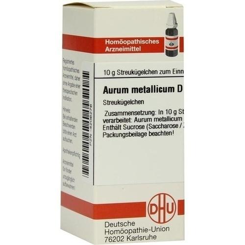 AURUM MET D200, 10 G, Dhu-Arzneimittel GmbH & Co. KG