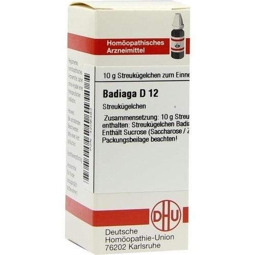 BADIAGA D12, 10 G, Dhu-Arzneimittel GmbH & Co. KG