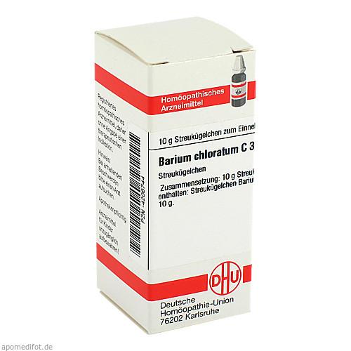 BARIUM CHLORATUM C30, 10 G, Dhu-Arzneimittel GmbH & Co. KG