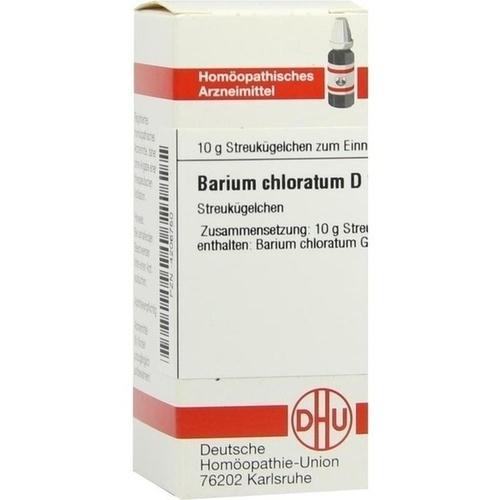 BARIUM CHLORATUM D12, 10 G, Dhu-Arzneimittel GmbH & Co. KG