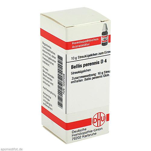 BELLIS PERENNIS D 4, 10 G, Dhu-Arzneimittel GmbH & Co. KG
