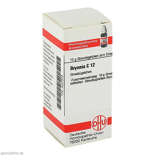 BRYONIA C12, 10 G, Dhu-Arzneimittel GmbH & Co. KG
