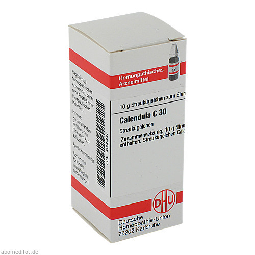 CALENDULA C30, 10 G, Dhu-Arzneimittel GmbH & Co. KG