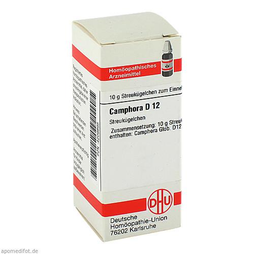 CAMPHORA D12, 10 G, Dhu-Arzneimittel GmbH & Co. KG