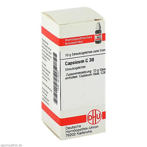 CAPSICUM C30, 10 G, Dhu-Arzneimittel GmbH & Co. KG