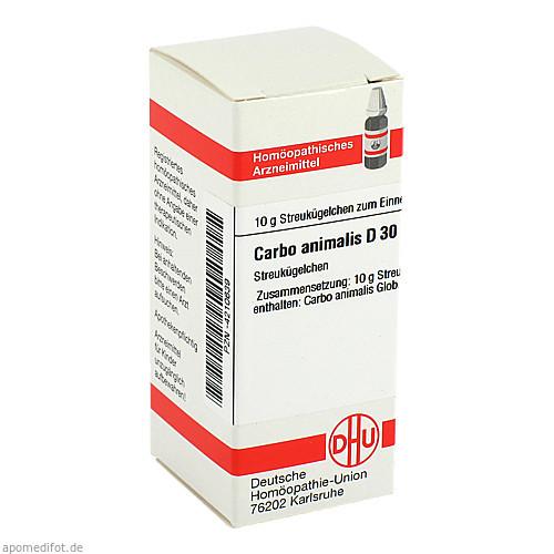 CARBO ANIMALIS D30, 10 G, Dhu-Arzneimittel GmbH & Co. KG