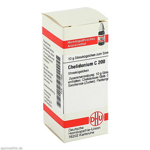CHELIDONIUM C200, 10 G, Dhu-Arzneimittel GmbH & Co. KG