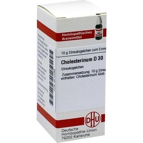 CHOLESTERINUM D30, 10 G, Dhu-Arzneimittel GmbH & Co. KG