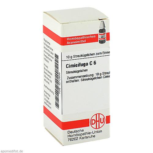 CIMICIFUGA C 6, 10 G, Dhu-Arzneimittel GmbH & Co. KG