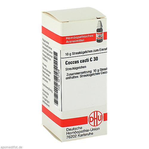 COCCUS CACTI C30, 10 G, Dhu-Arzneimittel GmbH & Co. KG