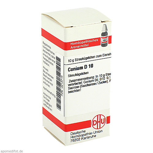 CONIUM D10, 10 G, Dhu-Arzneimittel GmbH & Co. KG