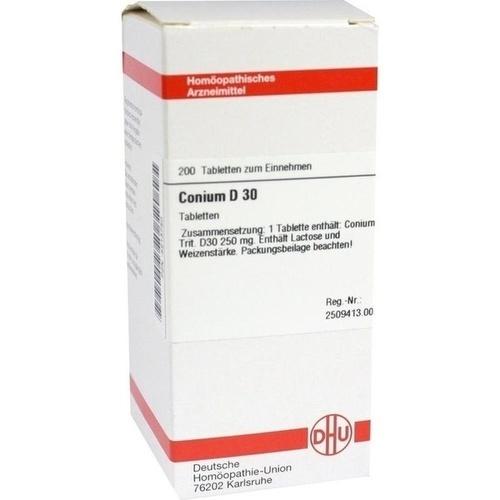 CONIUM D 30 Tabletten, 200 ST, DHU-Arzneimittel GmbH & Co. KG