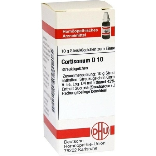 CORTISONUM D10, 10 G, Dhu-Arzneimittel GmbH & Co. KG