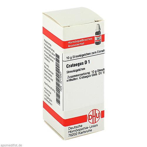 CRATAEGUS D 1, 10 G, Dhu-Arzneimittel GmbH & Co. KG