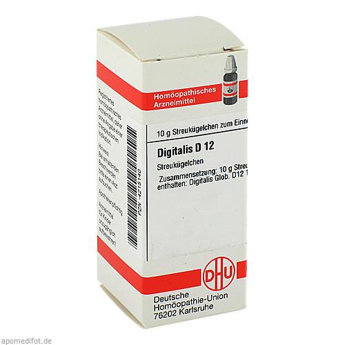 DIGITALIS D12, 10 G, Dhu-Arzneimittel GmbH & Co. KG