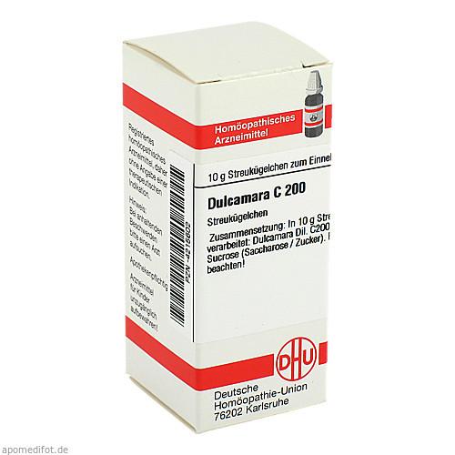 DULCAMARA C200, 10 G, Dhu-Arzneimittel GmbH & Co. KG