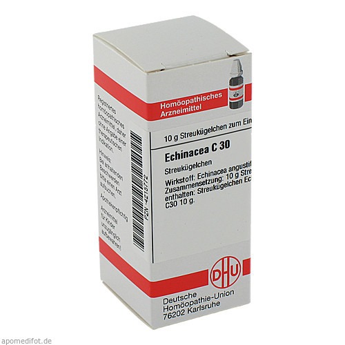 Echinacea (HAB) C30, 10 G, Dhu-Arzneimittel GmbH & Co. KG