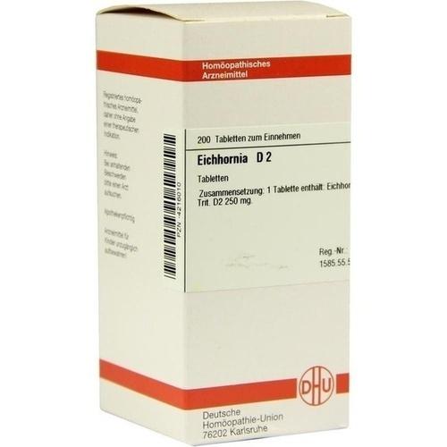 EICHHORNIA D 2, 200 ST, Dhu-Arzneimittel GmbH & Co. KG