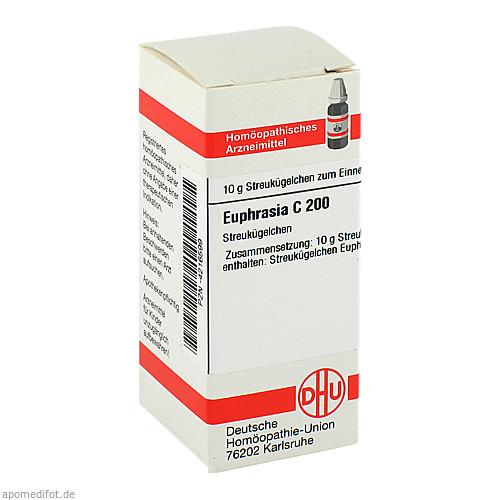 EUPHRASIA C200, 10 G, Dhu-Arzneimittel GmbH & Co. KG