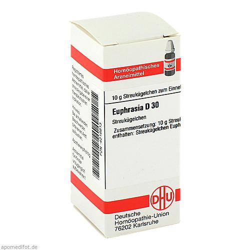 EUPHRASIA D30, 10 G, Dhu-Arzneimittel GmbH & Co. KG
