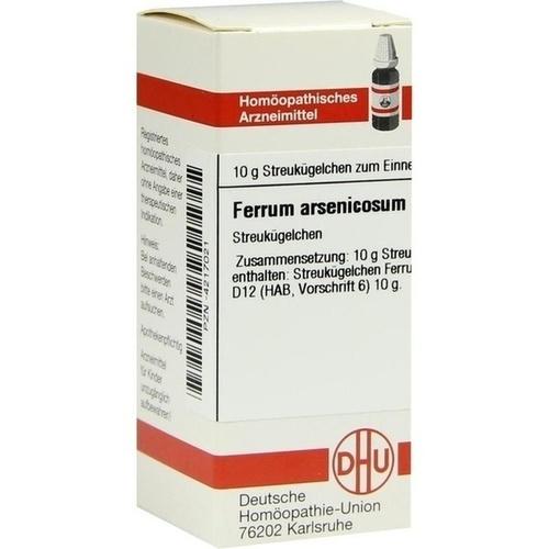 FERRUM ARSENIC D12, 10 G, Dhu-Arzneimittel GmbH & Co. KG